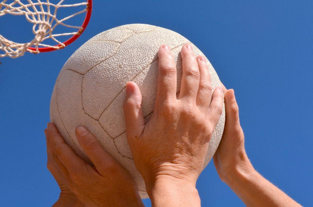 Walking Netball Rules