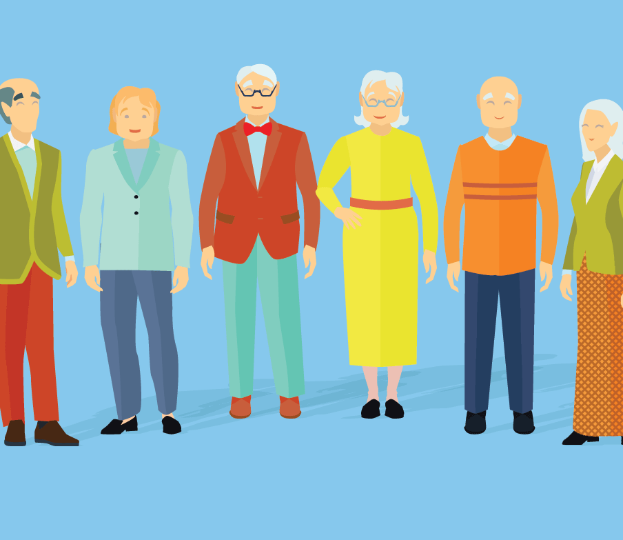 over 50s friendship groups