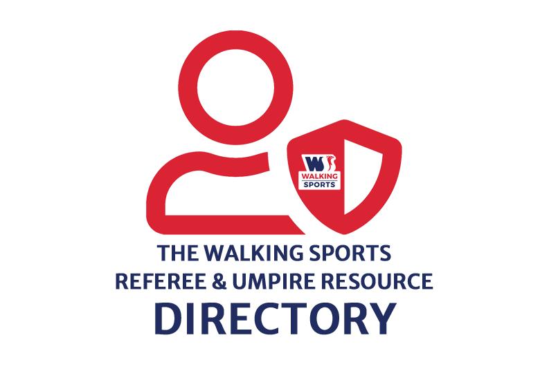Walking Tennis Umpire